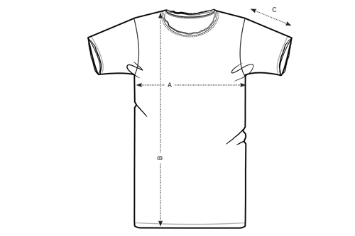 Cityfox - Männer Longshirt - Black