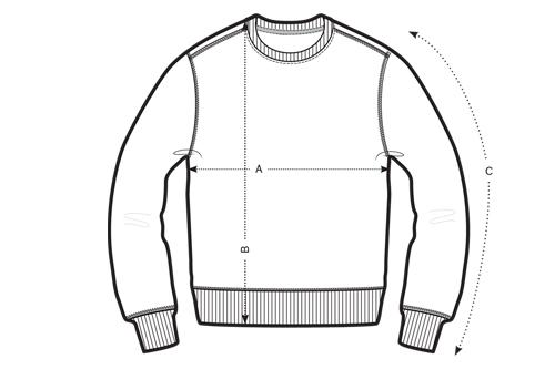 new product a173c 81d81 Cityfox Stick - Männer Sweater - Dark Cranberry