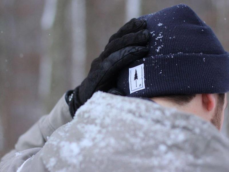 faire kleidung und accessoires recycelte beanie mütze von nikin dressgoat