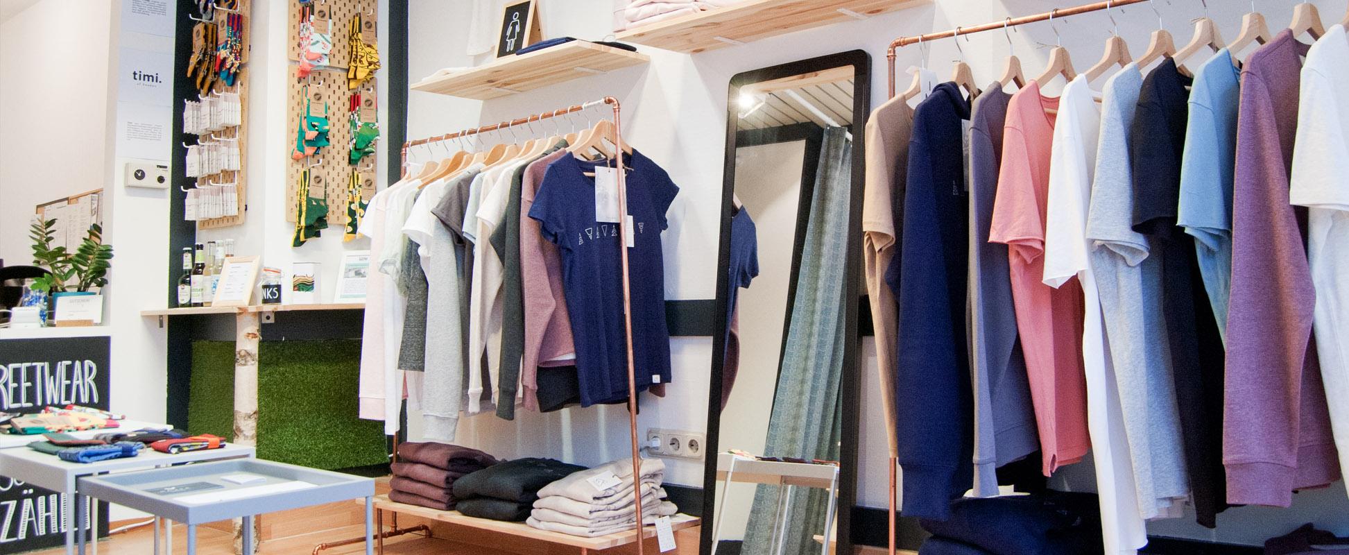 dressgoat concept store laden eröffnung ehrenfeld köln bio fair nachhaltig kleidung mode slowfashion streetwear
