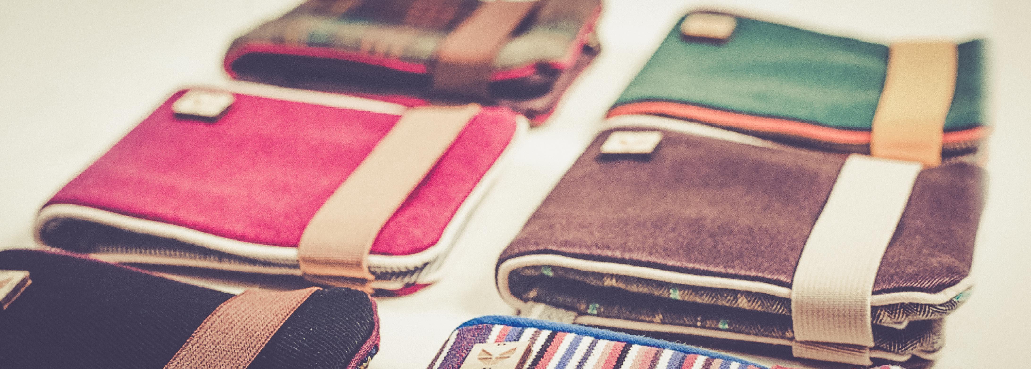 faire kleidung und accessoires selbstgenähte handmade geldbeutel portemonnaie hajde dressgoat