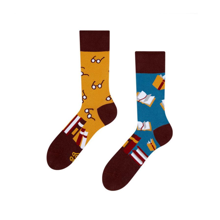 Bunte Socken Lustige Socken Good Mood Vegane Socken