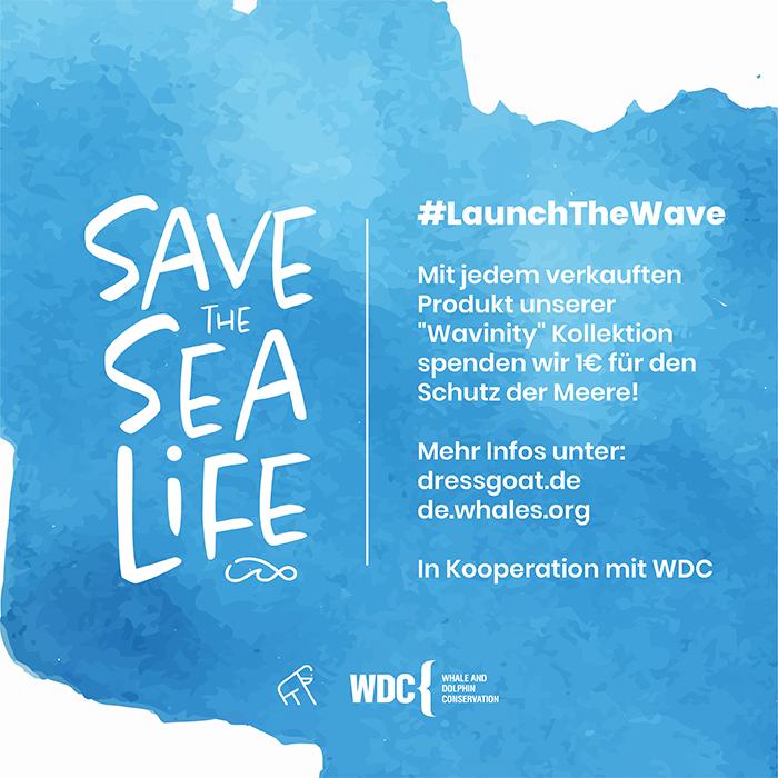 dressgoat und der Meeresschutz
