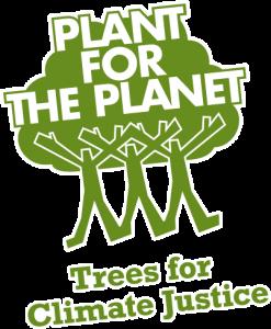 dressgoat und Plant for the Planet Bäume pflanzen lassen