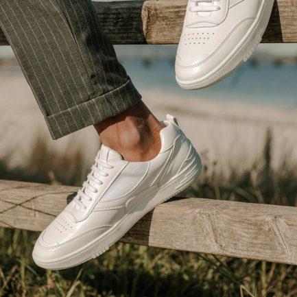 Beflamboyant Sneaker Schuhe weiß vegane Schuhe dressgoat Köln Ehrenfeld